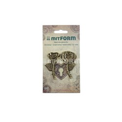 Mitform Metal Flower 1