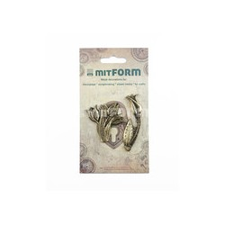 Mitform Metal Flower 2
