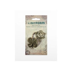 Mitform Metal Flower 5