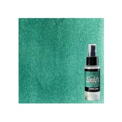 Lindy's spray's Gang Outer Space Aqua Starburst