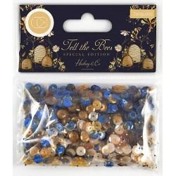 Craft Consortium Sequins Tell the Bees