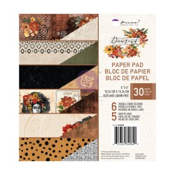 Prima Marketing Diamond 6 x6 inch Paper pad Diamond