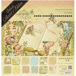 Graphic 45 The luxe collectors once upon a springtime