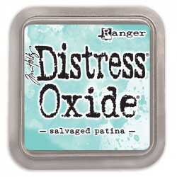 Disstres Oxide inkt  Salvage Patina