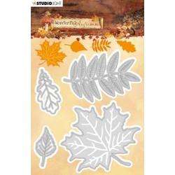 Studio Light wonderful autumn dies bladeren 308