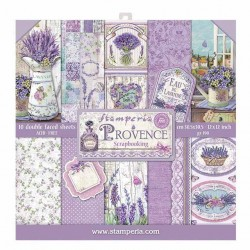 Stamperia Paper pack Provence 30,5 x 30,5