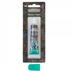 Art Alchemy matte wax Patina Green