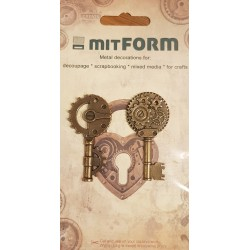 Mitform  set keys 1