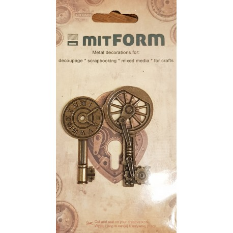 Mitform set keys 2