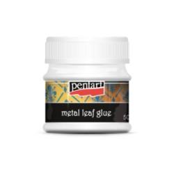 pentart Metal leave Gleu