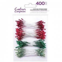 Crafters Companion Flower Stamens Holiday Hues