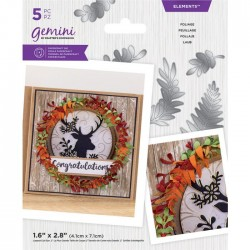 Crafters Companion Foliage Elements snij mal