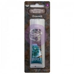 Finnabair metallic wax Emerald